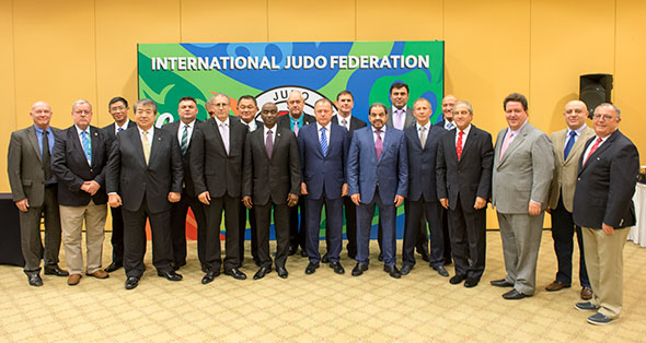 Bhutan Judo Association was admitted as a full member of IJF