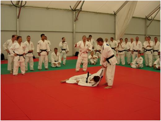 IJF Kata Training Camp Report | Kodokan Judo Institute