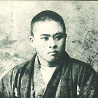 Shiro SAIGO, 6th Dan(1866-1922)*Four Demigods