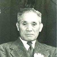 Kaichiro SAMURA, 10th Dan(1880-1964)