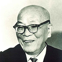 Matsutaro SHORIKI, 10th Dan(1885-1969)