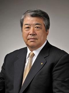 Kodokan President Haruki UEMURA