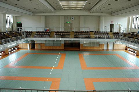 Hlavní sál Kódókanu