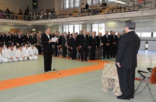 Kosuke Takanashi, Kodokan 8th Dan