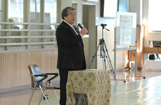 Kodokan President Haruki Uemura's greeting