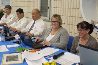 EJUと講道館のITチーム