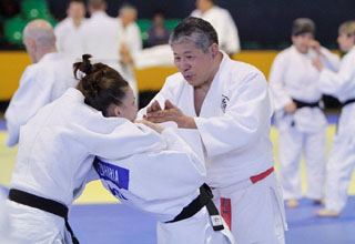 Kodokan Goshin-jutsu by Rumania pair (Courtesy of EJU)