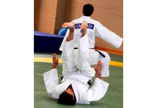 Itsutsu-no-Kata Demonstration by Italian Pair (Courtesy of EJU)