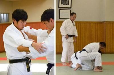 Scenes of seminar